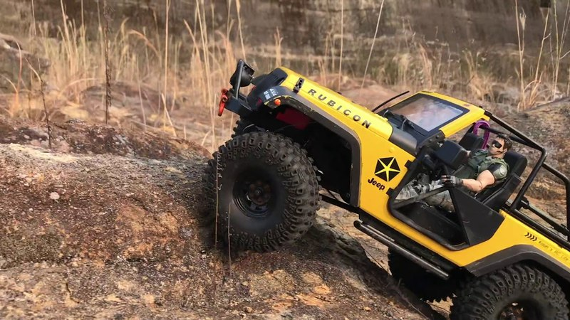 RCModelex Jeep Rubicon JK 2 Door | Unstoppable OffRoad