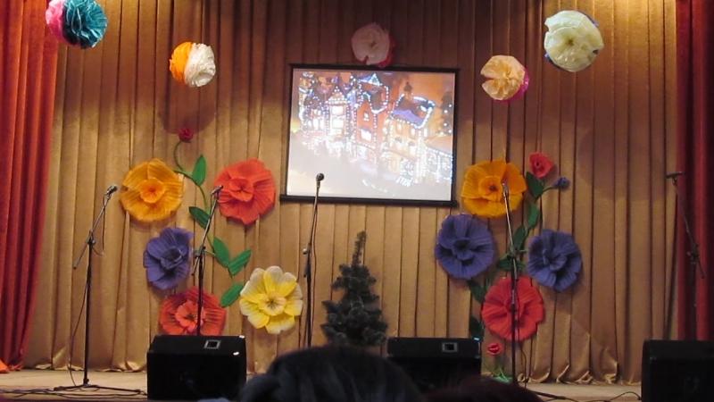 Різдвяна казка від колективу Family dance