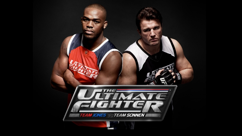 The Ultimate Fighter - S17E01 - Enter the Octagon