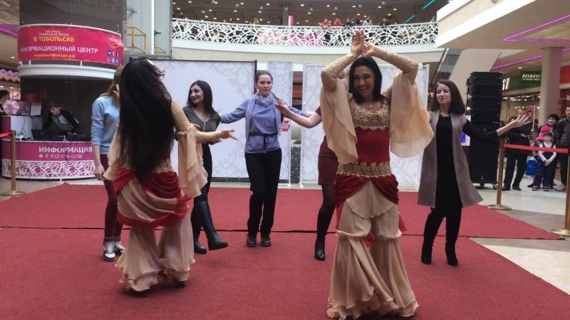 IV ежегодный фестиваль восточного танца Магия востока - работа с залом