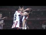 Шикарный гол Рауля Гарсии | DROBIN | vk.com/nice_football