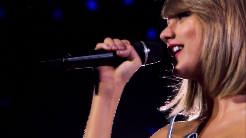 Taylor Swift - Clean (Live at The 1989 World Tour 2015)