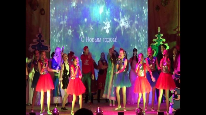 ансамбль До-ми-солька- На большом воздушном шаре