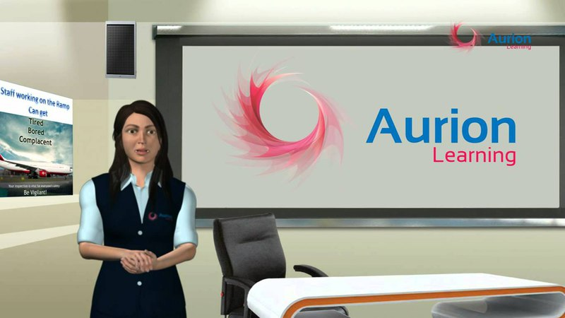 Aurion Learning - Airside Safety Awareness - Airside Hazards - ENGLISH