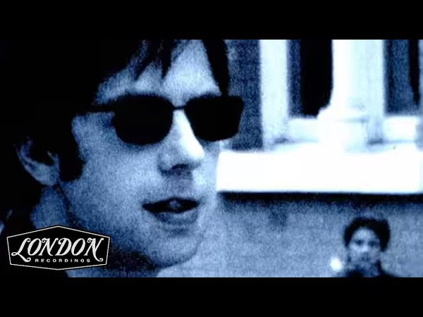 Echo The Bunnymen - I Want To Be There (When You Come) (Official Music Video)