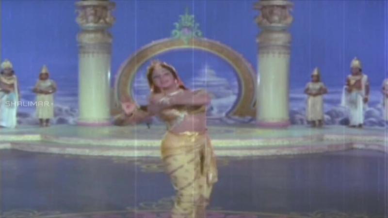 Sri Krishna Vijayam -- Johaaru Sikhipincha Mouli Video Song -- NTR, Jayalalitha