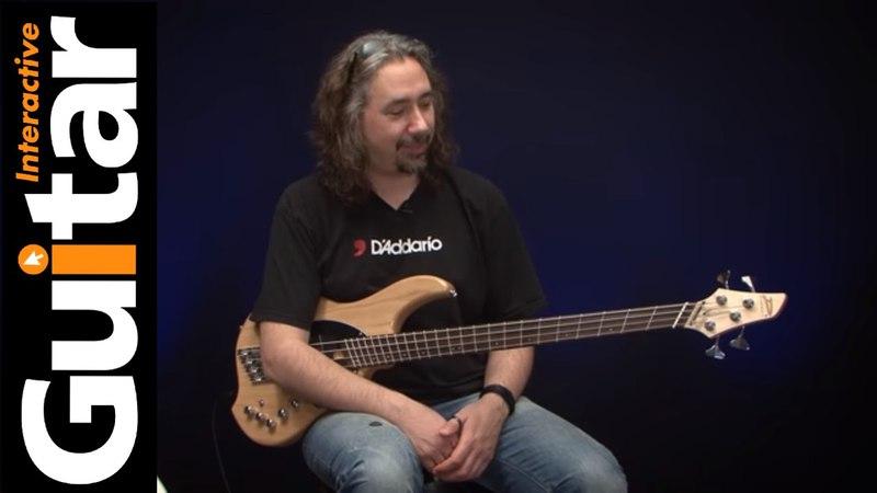 Dingwall Combustion 4 Bass Guitar | Review
