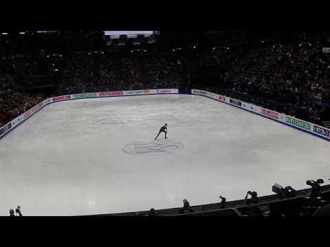 Dmitri Aliev Worlds 2018 FS