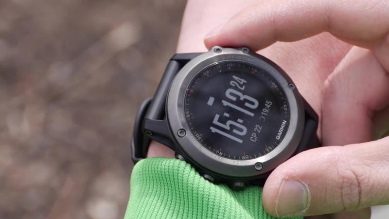 Обзор Garmin Fenix 3 Топовые экшн часы с GPS