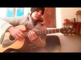 Хелависа - Изольда (Вступление) разбор на гитаре