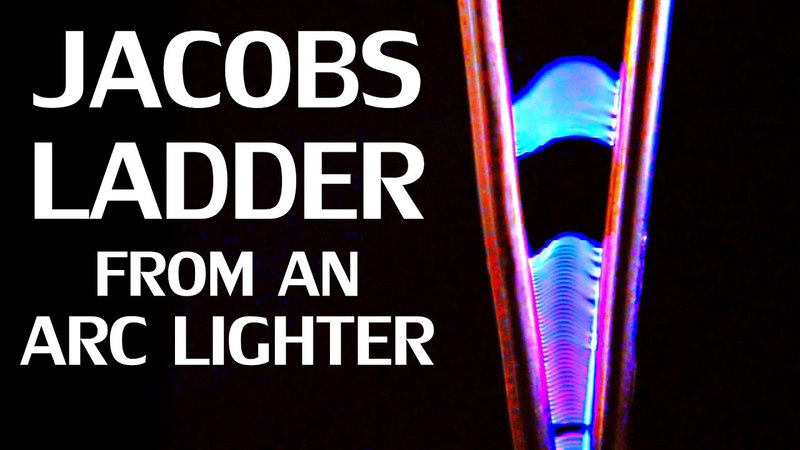 Making a Jacob's Ladder from an Arc Lighter Can a Bismuth Levitator create a Frictionless Motor?