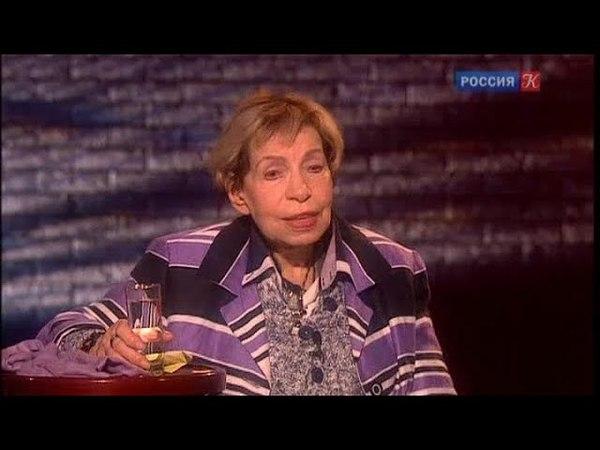 Зоя Богуславская. Линия жизни Телеканал Культура