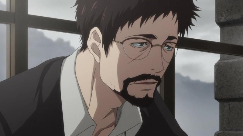 Би: Начало / B: The Beginning - 5 серия русская озвучка AniMur (Skys и Axealik)