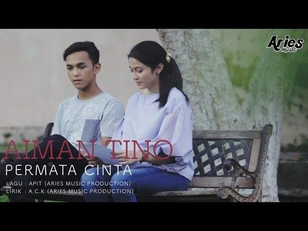 Aiman Tino Permata Cinta Official Music Video with Lyric