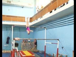 Лучшие спортивные гимнастки