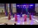 Нубийский танец.Студия Арабского танца Байсан г.Тамбов