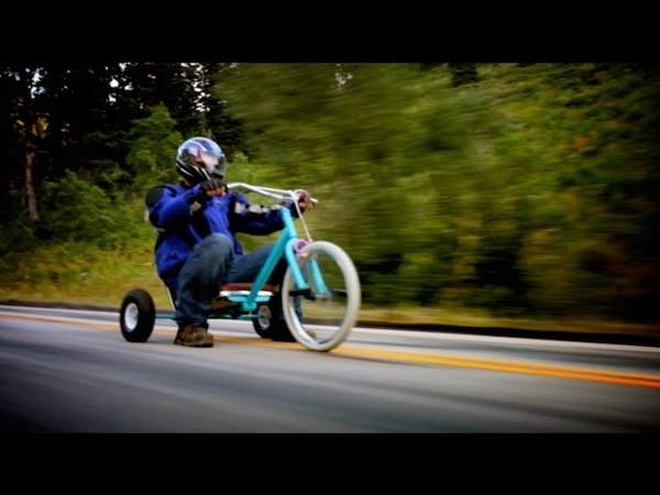 Trike Racing Fast and the Furious