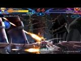 Blazblue rr Elite 58  Музыка - Megaman X5 - X vs Zero Rock Remix