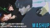 Monsta X Girls Aloud - Jealousy Something New (inst) MashUp EDM Version