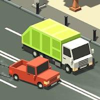 Blocky Traffic Racer [Мод: Много денег]