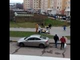 на улицы весело было)))