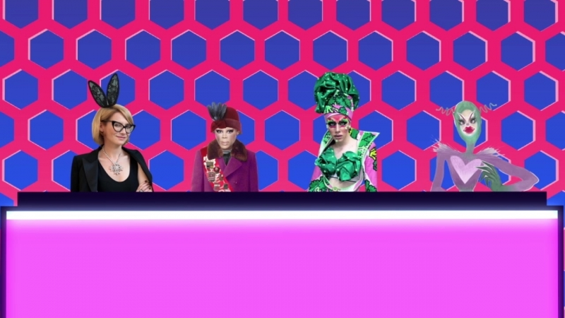 Home Drag Race: World (СНГ эдишон) se01_e06