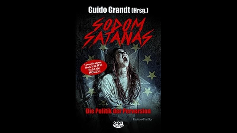 SODOM SATANAS: Guido Grandt liest wohl aus dem schrecklichsten Buch!