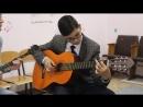 Прелюдия для домры и гитары