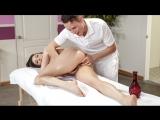 Ariella Ferrera  Polishing His Trophy Brazzers. Big Tits, Brunette, Hairy, Massage, MILF