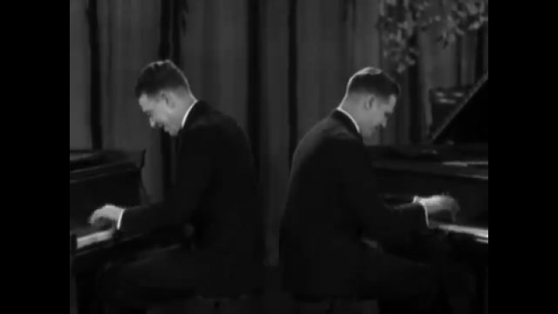 Phil Ohman and Victor Arden On The Keyboards (1929)