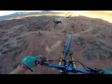 Vincent Tupin / Red Bull Rampage Experience / POV Runs + Extra Clips 2017