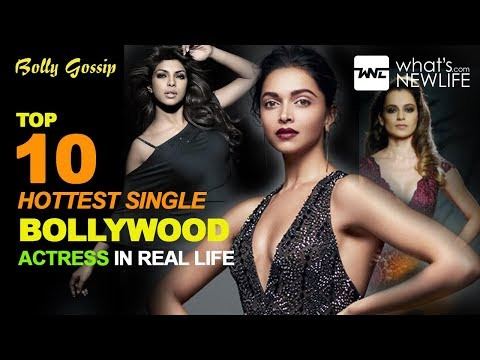 Top 10 Hottest Single Bollywood Actress in Real Life - Bolly Gossip