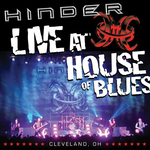 Hinder альбом Live At House Of Blues (Cleveland, OH)