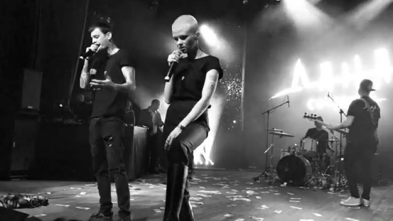 Дана Соколова feat. Скруджи - Индиго ( Live )