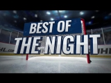 Byrons first hatty in rout, Dumbas OT winner cap thrilling night