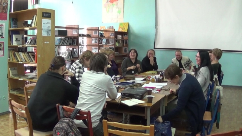 Поэты Сибири: диалог поколений. Молодая поэзия Сибири