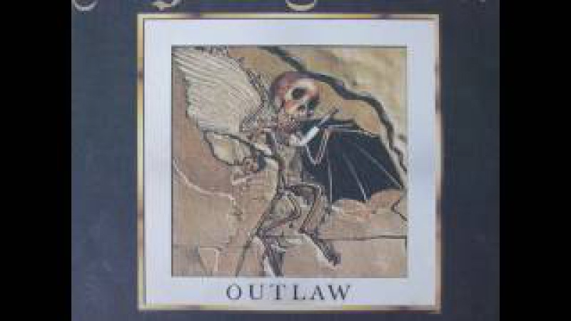 MetalRus.ru (Hard Rock / Heavy Metal). ANGELS DEMONS - Outlaw (1991) [Full Album]
