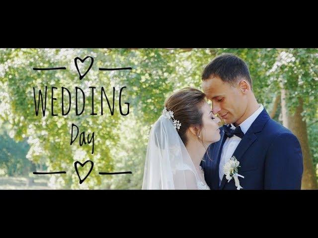 Свадебный клип Денис и Юлия. Свадебное видео г.Одесса
