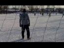 Витязь-Инкон - Фаворит-ИВС 0-3. 4 минуты игры из за ворот Фаворита.