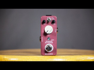 Mooer Tender Octaver MKII Octave Pedal Review and Demo