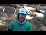 Womens Tree Climbing Champion at 2017 PNW-ISA Competition is Anita Dilles