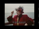 TRIP ON S.S. AMERICA TO EUROPE 1949 HOME MOVIE REEL PARIS 1 of 3 49174