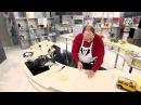 Частично-заварное тесто для вареников и пельменей мастер-класс от шеф-повара / И ...