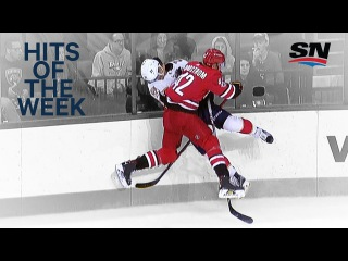 Hits of the Week: It's Lucic's world