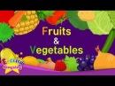 Детский Словарь Фрукты И Овощи 2 Изучать Английский Для Детей Английский Образовательный Видео