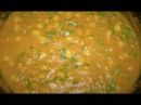 Чана чоле масала нут в пряном соусе
