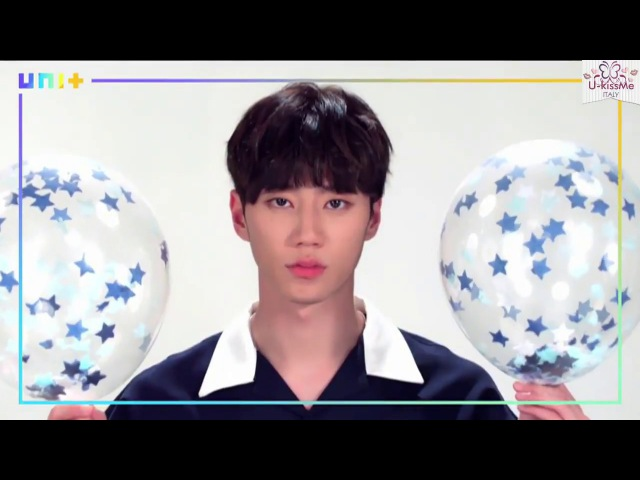 U KISS Jun 09 The Unit Superslow individual teaser Sub Ita