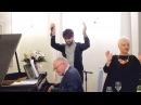 Gela Guralia и Ирина Гинзбург-Журбина - Гости на дачу съезжались. ЦДА, Москва, 22.03.18