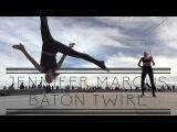 Jennifer Marcus - Baton Twirling