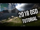 How to setup MSI Afterburner OSD New 2018 Layout Tutorial